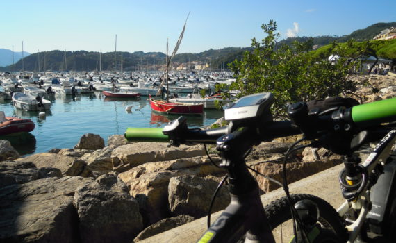 e-bike tour lerici